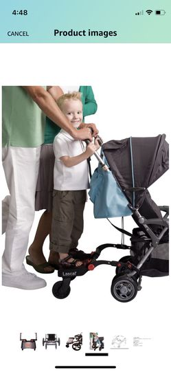 Lascal Buggyboard Mini For Stroller Thumbnail