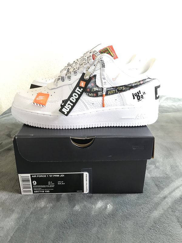 "039e4a6a Nike ""Just Do It"" Air Force 1 for Sale in San Jose, CA - OfferUp"