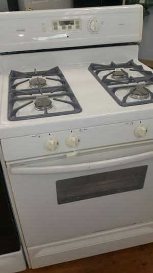Amana Gas Range For In Concord Nh