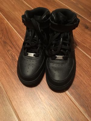 Air Force Jordan for sale size 6-5 new only use once for Sale in Dale City, VA