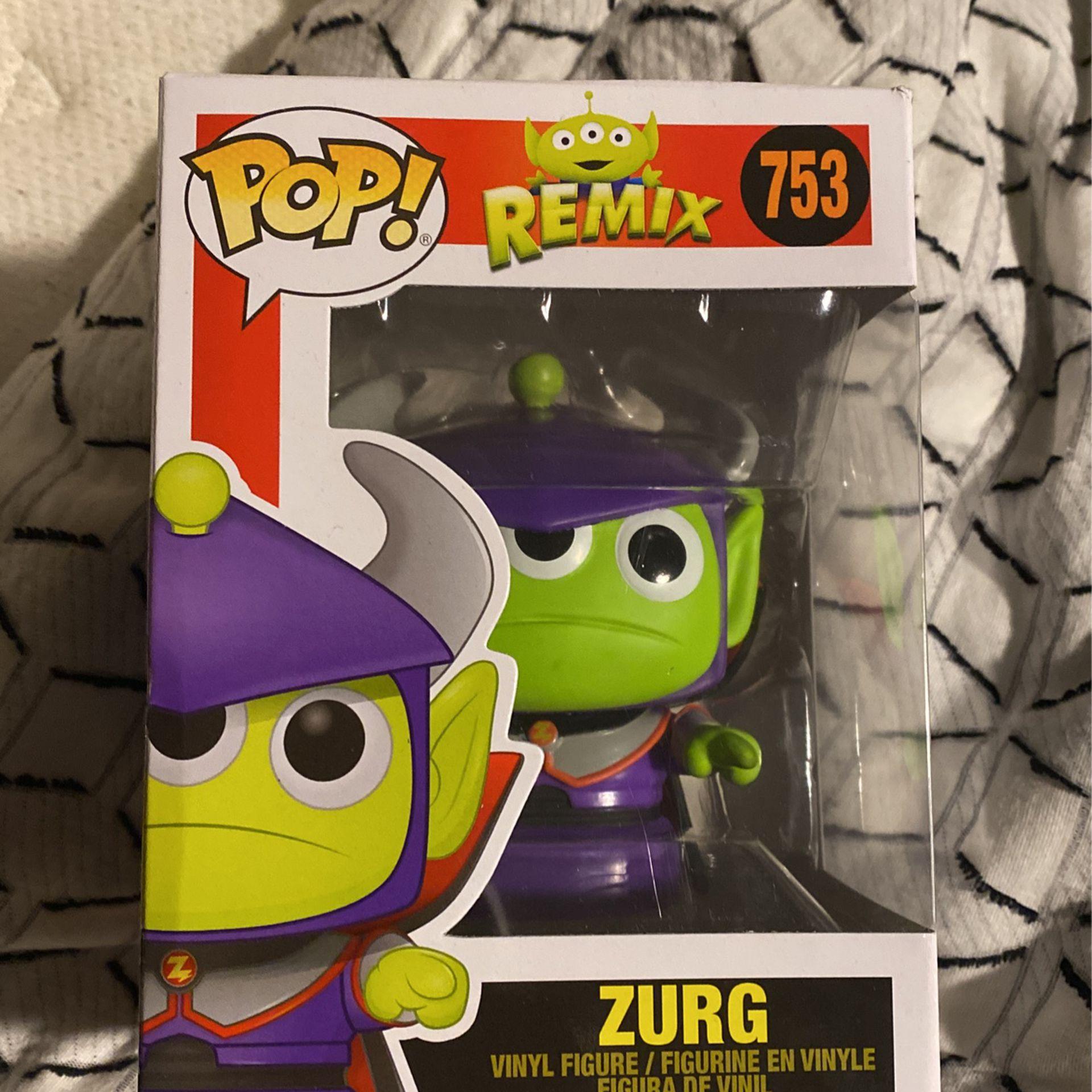 Pop Remix Zurg