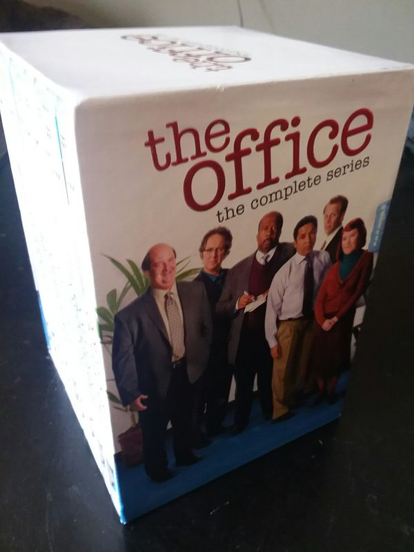 The Office Complete Series Dvd Box Set Cds Dvds In Fresno Ca Offerup