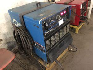 Photo Miller welding machine 302