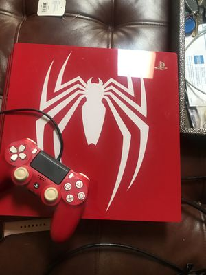 PS4 Pro (4K) Spider-Man Edition for Sale in Leesburg, VA
