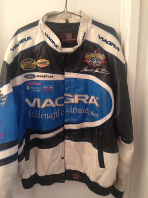 NASCAR Jacket Mark Martin for Sale in Springfield, VA