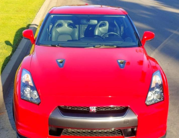 Photo Super Nissan GTR