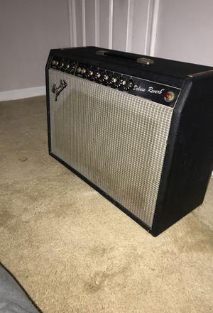 Fender deluxe reverb for Sale in Springfield, VA