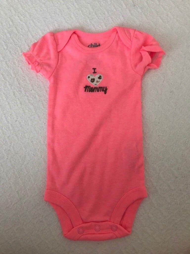 Newborn Baby Girl Onesie Outfits