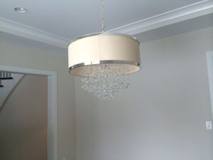 Dining room light fixture for Sale in Bethesda, MD