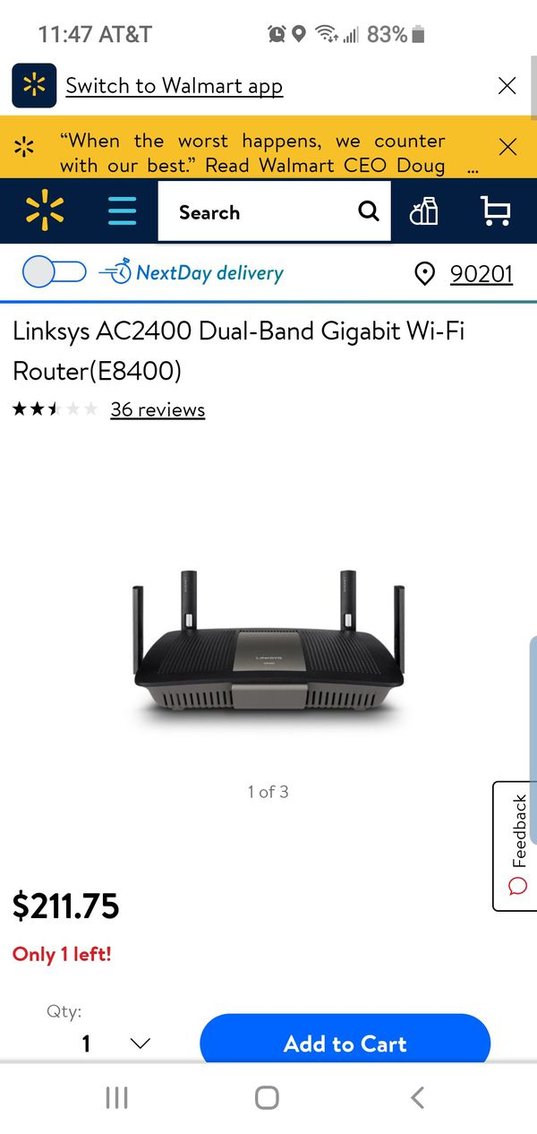 New and Used Routers for Sale in Glendale, CA - OfferUp
