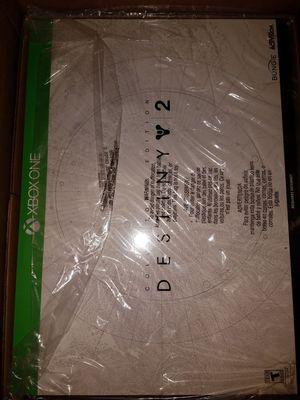 destiny 2 collectors edition xbox one for Sale in Chicago, IL