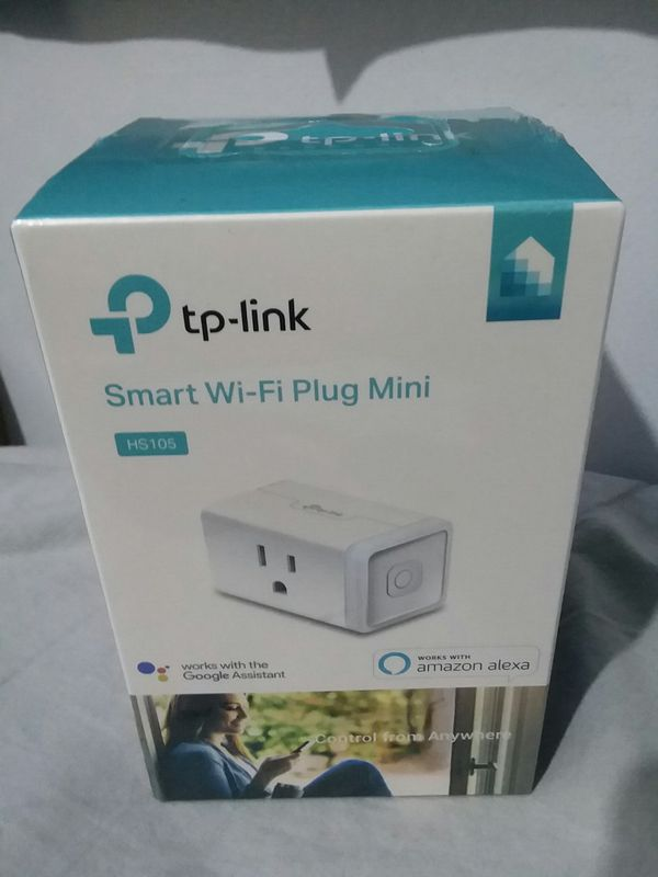 Kasa Smart Wi-Fi Plug Mini by TP-Link - Control your Devices