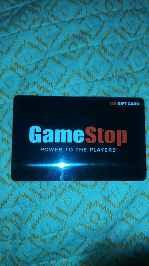 65 GameStop Card for Sale in Columbus, OH
