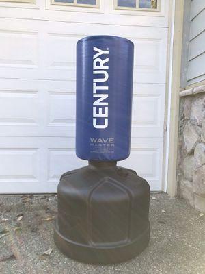 Wavemaster punching and kicking bag for Sale in Seattle, WA