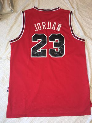 quality design 5618f 121a3 Authentic 1984 Nike Chicago Bulls Michael Jordan Flight 8403 XL Length +2  Jersey for Sale in Riverside, CA - OfferUp