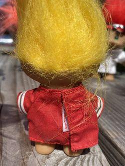 Original Russ Trolls 49ers Collectible Dolls Toys  Thumbnail