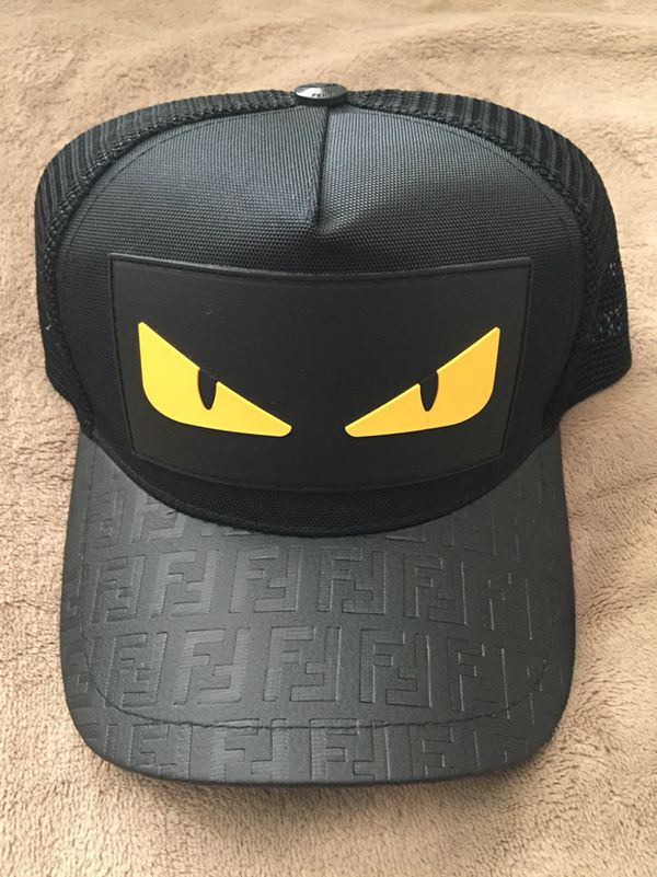 Fendi Monster SnapBack for Sale in Manteca f3bedbbf803