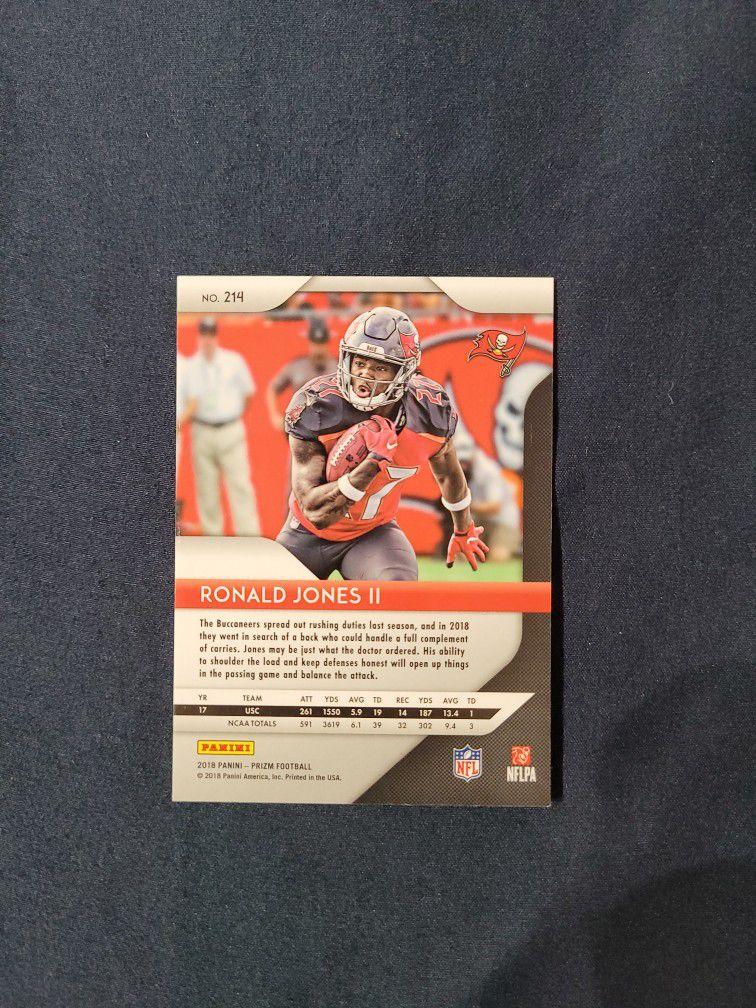 Ronald Jones Rookie Card