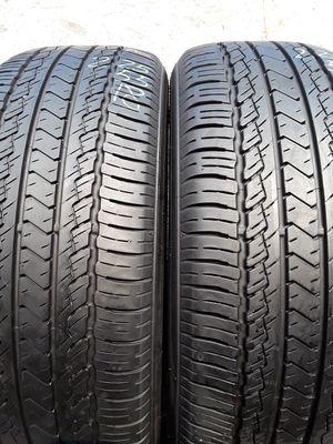 225/55-18 #2 Tires for Sale in Alexandria, VA