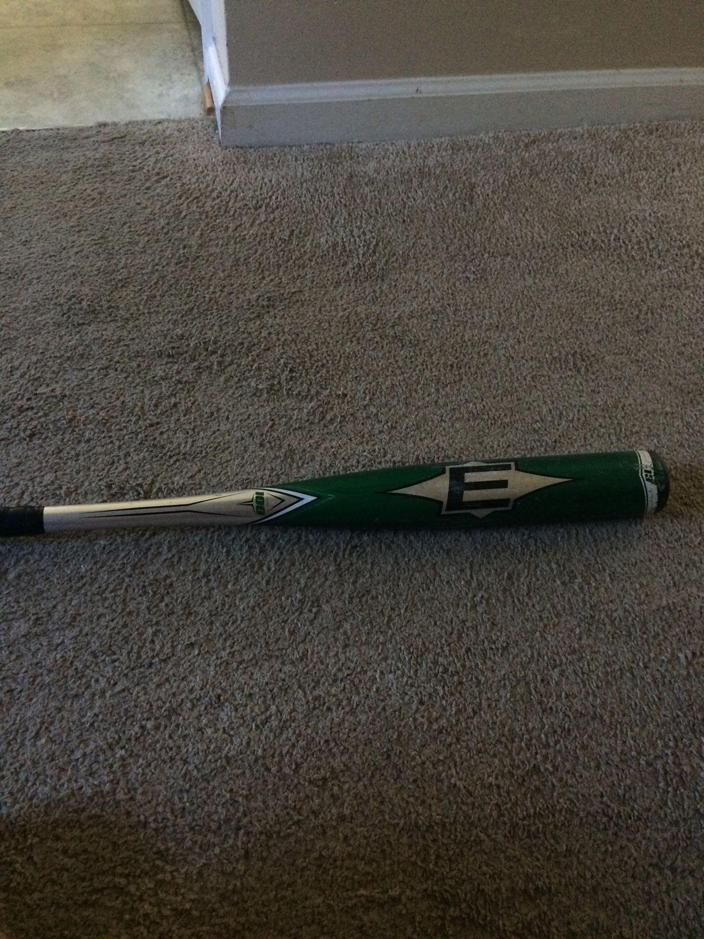 Easton baseball bat