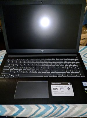 HP Gaming Laptop - i7-7700HQ - GTX 1050 - 1TB 12GB for Sale in Washington, DC