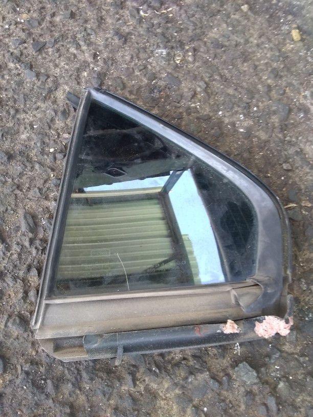 Ford Fusion Rear Driver Quarter Window