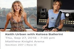 Keith Urban & Kelsea Ballerini Graffiti U Tour for Sale in Seattle, WA