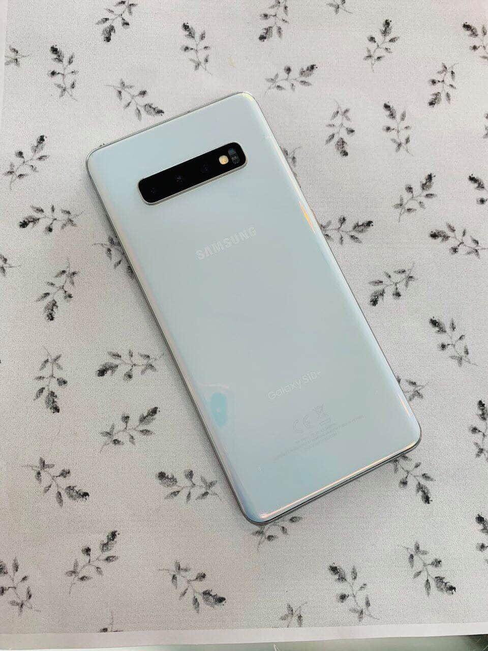 Samsung Galaxy S10 Plus (128 GB) Excellent Condition With Warranty