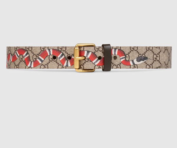 12dde39af0072 King Snake Gucci Belt for Sale in Atlanta, GA - OfferUp