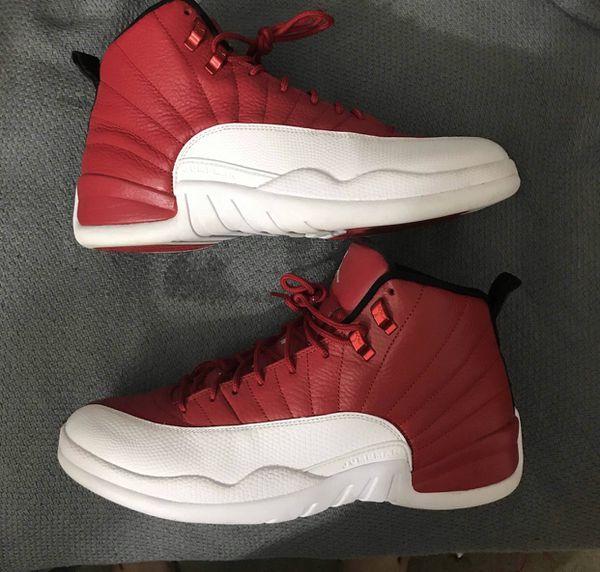 "f1ad2f3abd0288 Jordan 12 ""Gym Red"" for Sale in Goose Creek"