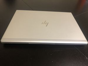 HP EliteBook 830 G5,Corei5vPro8thGen,8GB,256 SSD + Extra Softs for Sale in Hyattsville, MD