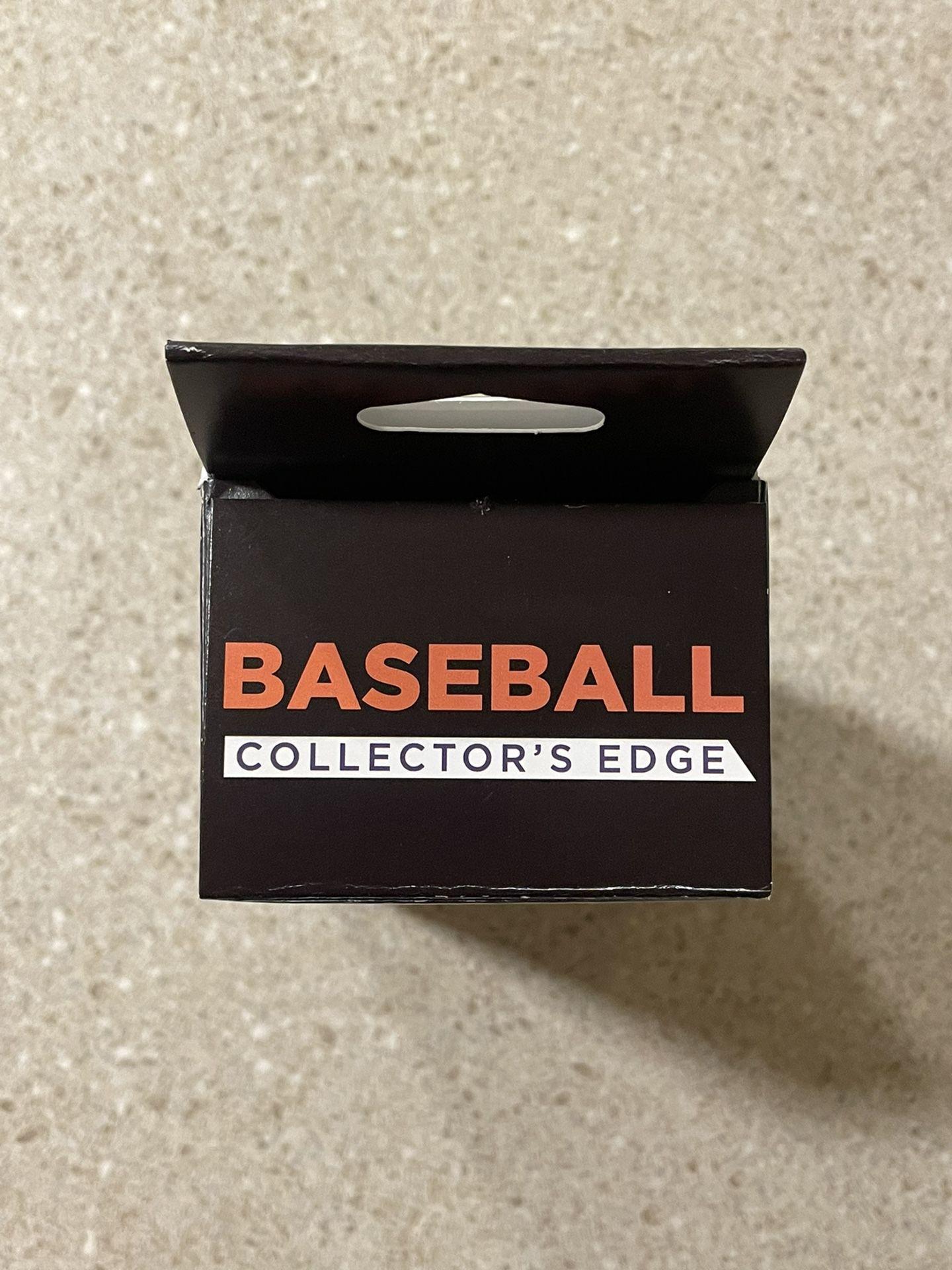 Fairfield Baseball Collector's Edge Jumbo Boxes