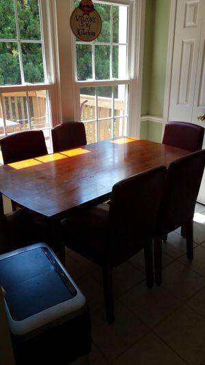 Dinner table for Sale in Fairfax, VA