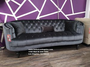 Glam Style Sofa Couch for Sale in Los Angeles, CA