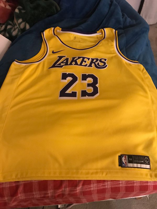 brand new 4b077 79f85 Lebron James Lakers Jersey for Sale in Escondido, CA - OfferUp