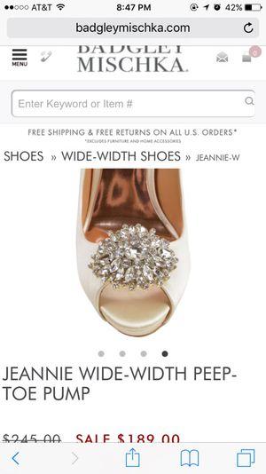 Badgley Mischka shoes for Sale in Scottsdale, AZ