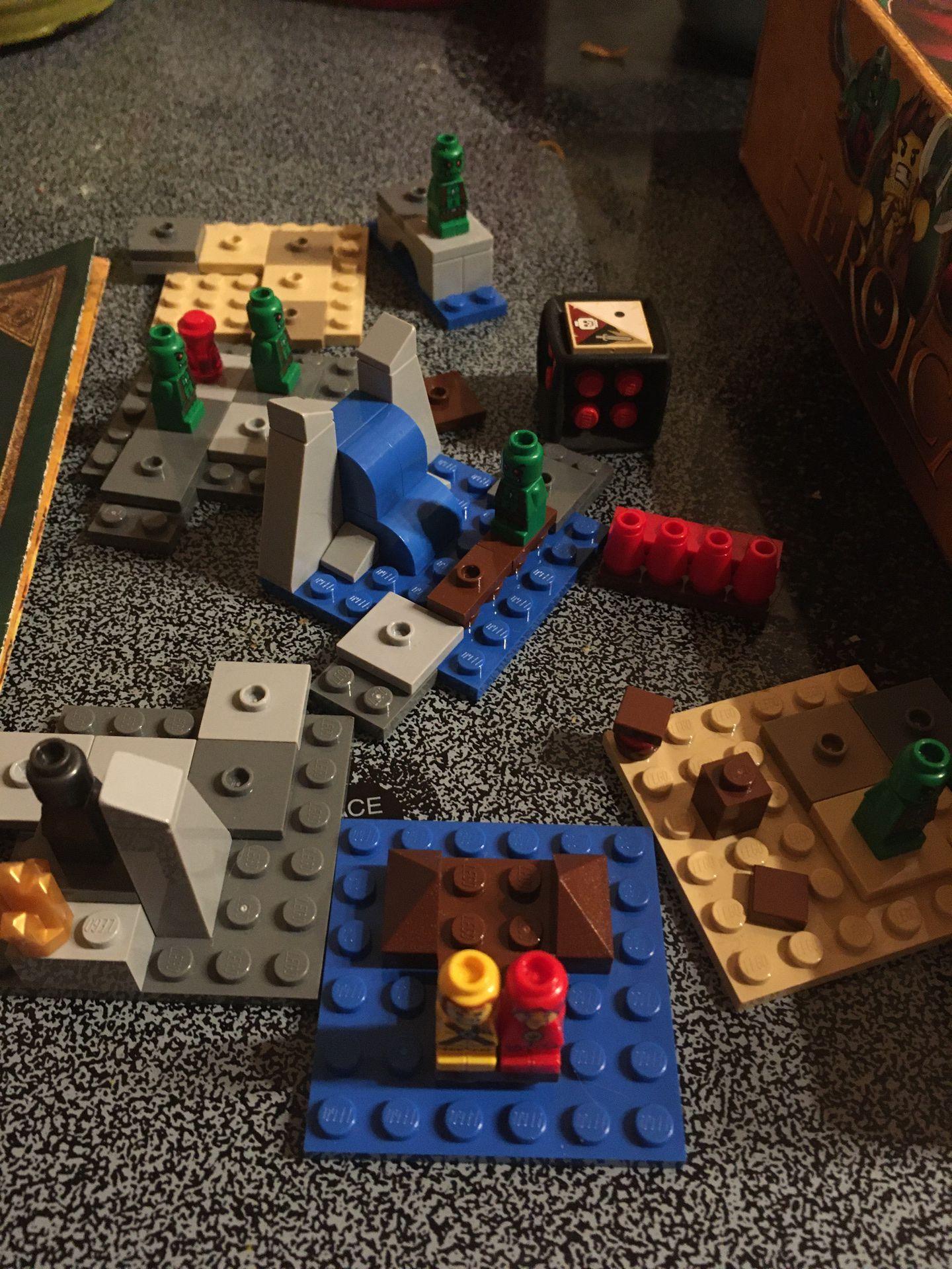 LEGO heroica DRAIDA