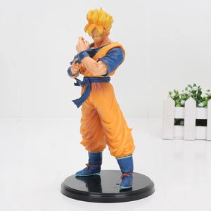 """8"""" Cartoon Dragon Ball Z Super Saiyan Son Goku gohan Resolution Of Soldiers PVC Action Figure Toy Dragon Ball Z figures for Sale in Annville, PA"""