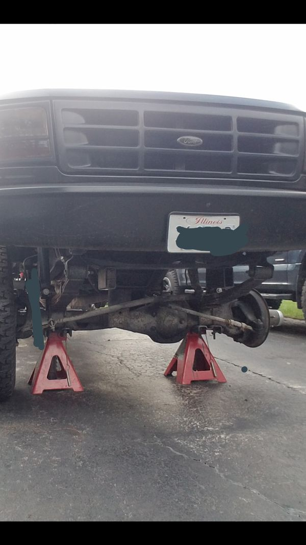 6inch Front lift for 1990s ford f250 with ttb suspension for Sale in  Minooka, IL - OfferUp