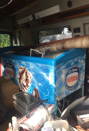 Ice cream cooler for sale $1000 or best offer for Sale in Miami, FL