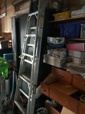 8 foot aluminium ladder for Sale in Fort Belvoir, VA