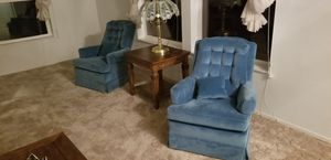 Swivel rocking chairs for Sale in Gig Harbor, WA