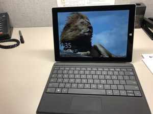 Microsoft Surface 3 with data, AT&T, 64gb for Sale in Orange Park, FL
