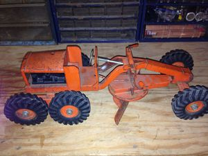 Old metal toy grader for Sale in Poulsbo, WA