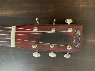 Martin OMC-15ME Acoustic Electric Guitar Thumbnail