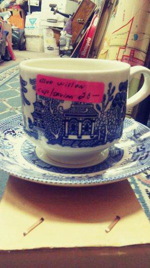 Vintage Oriental Tea Cup for Sale in Salt Lake City, UT