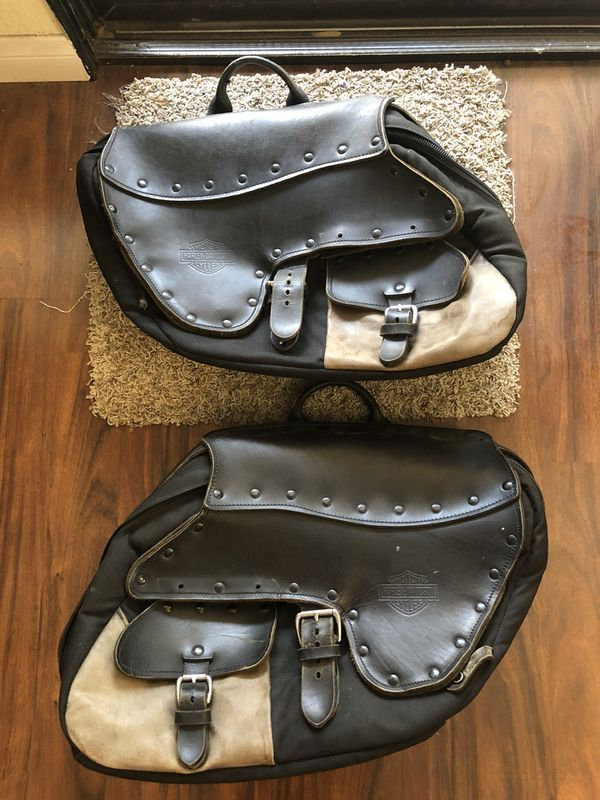 Harley dyna fxrs convertible saddle bags Fxdxt Fxdx Harley Davidson for  Sale in Encinitas, CA - OfferUp