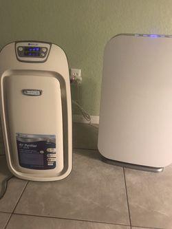 Alen Air Purifiers and Idylis Air Purifiers Thumbnail