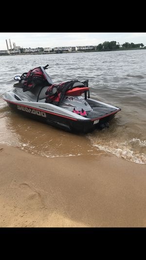 2000 seadoo RX 2 seater for Sale in Lansdowne, MD