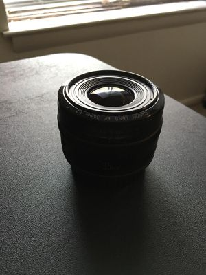 Canon 35mm 1:2 Lens for Sale in Greenbelt, MD